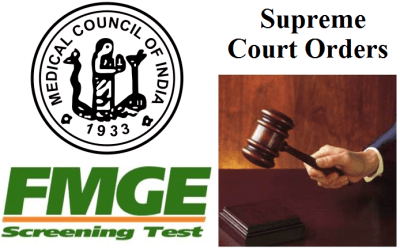 Supreme court ripped off Section 4(3) of Screening Tests Regulations