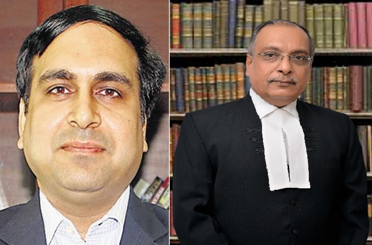 Congress legal cell Advocate Mukul Gupta fighting for Suspended Dr Bipin Batra for cases of illegal appointment, corruption and NEET PG Scam