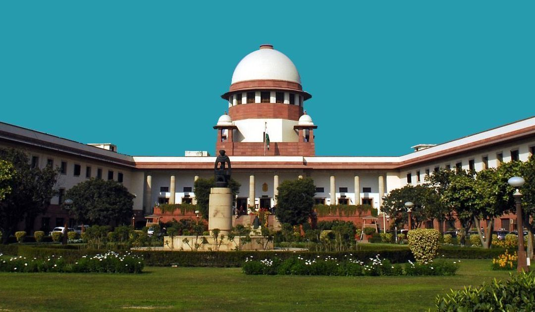 Supreme Court- Low Vision Students can pursue MBBS Course