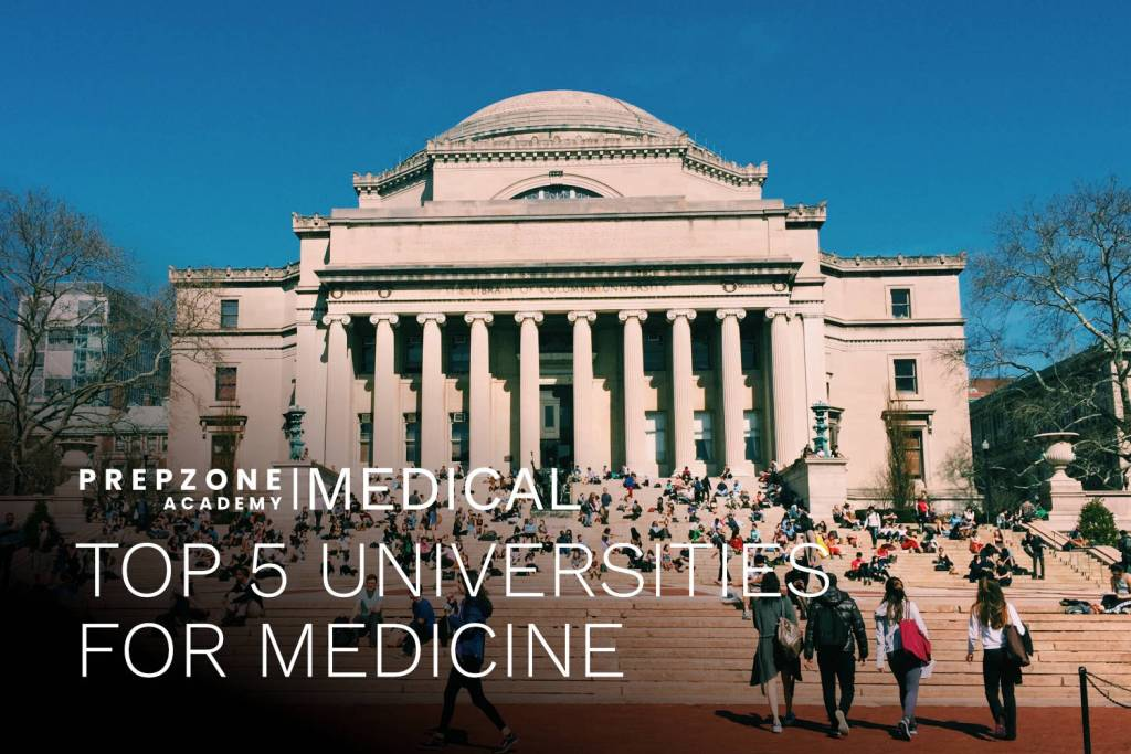 Top 5 Universities for Medicinejpg