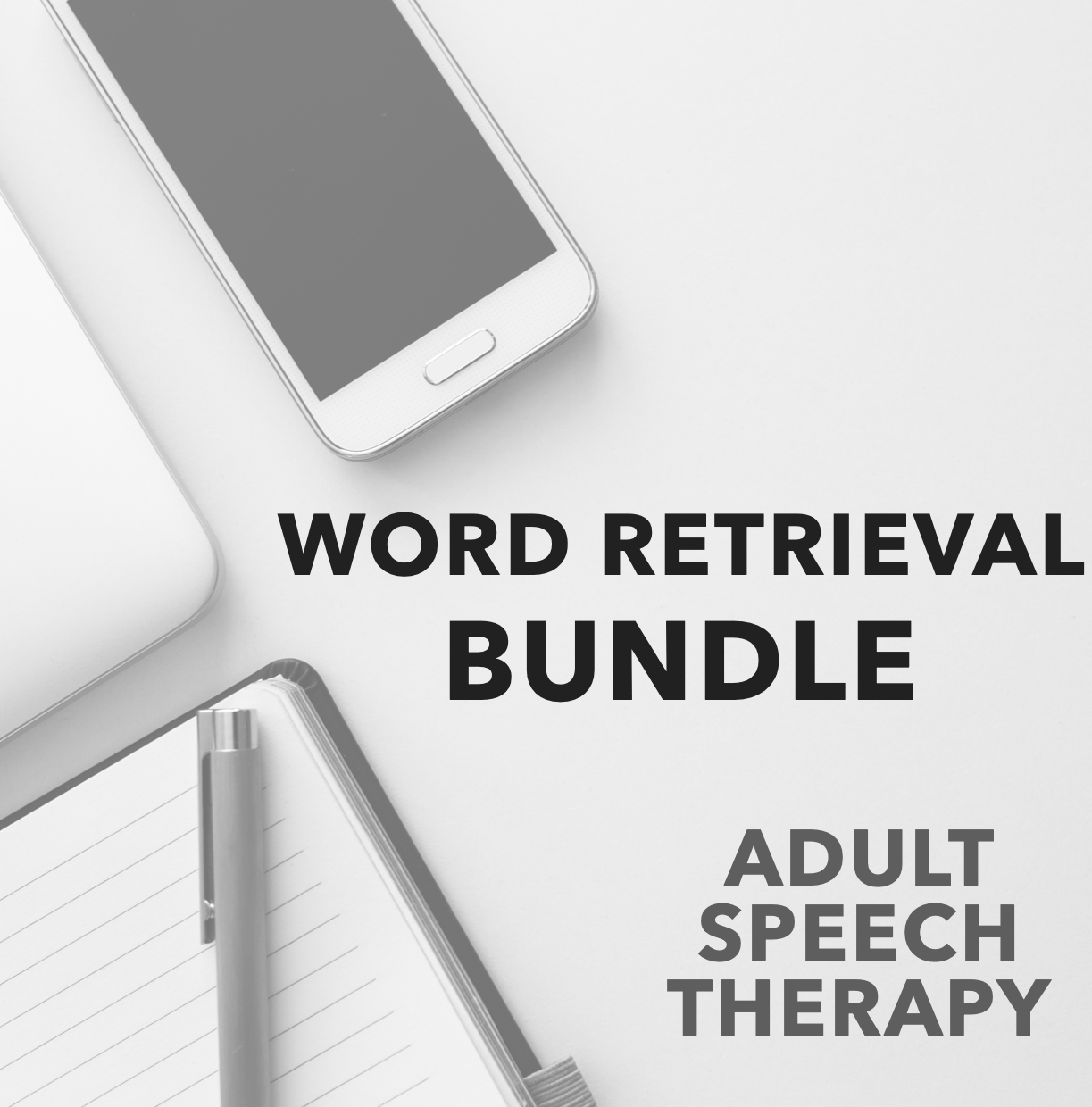 A Look Inside The Word Retrieval Bundle