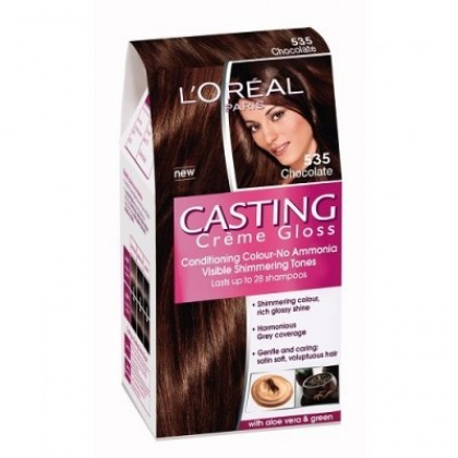 loreal paris casting creme gloss 535 chocolate online medical store in pakistan