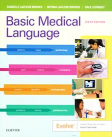 Medical Terminology Text Book - Basic Medical Language