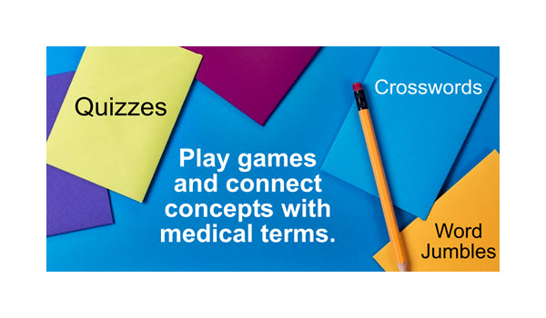 Medical Terminology - Game Series