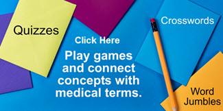 Medical Terminology Games