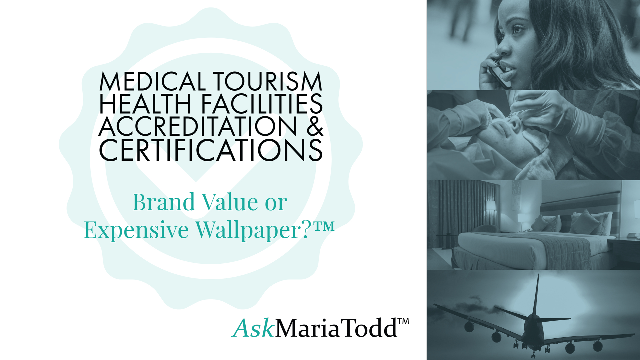 image from MEDICAL TOURISM HEALTH FACILITIES ACCREDITATION & CERTIFICATIONS brochure cover