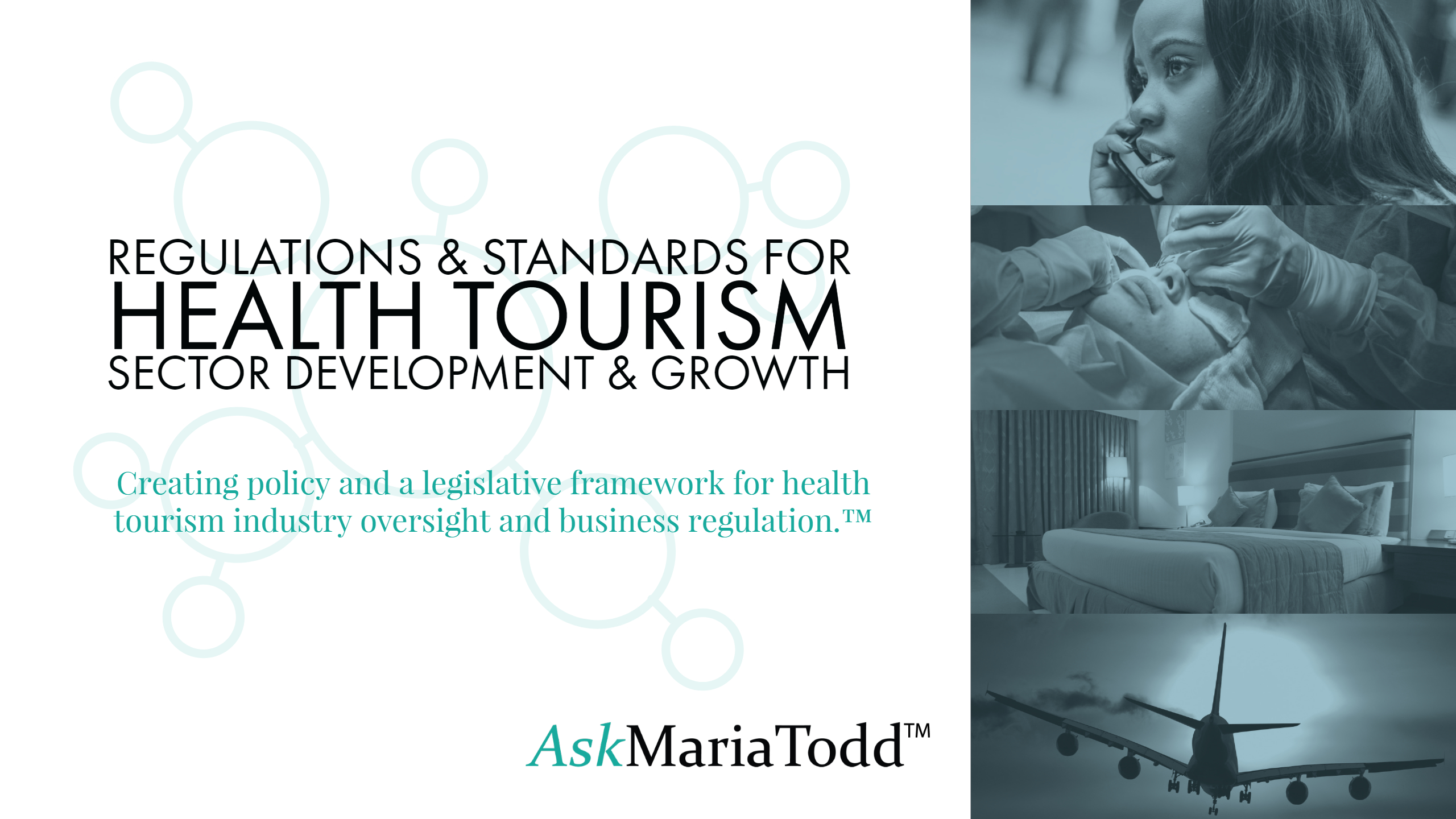 image of Regulations & Standards for Health Tourism Sector Development & Growth
