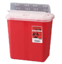 Medical Waste Solutions - Sharps Disposal Management, serving hospitals and clinics as well as Private Practices. Keep your employees and patients safe.