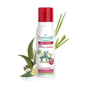 spray antipique puressentiel