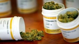Medical cannabis box (RT com)