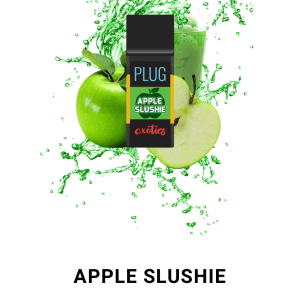 PLUG EXOTICS: Apple Slushie