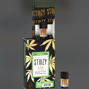 STIIIZY DUB BREATH – LIVE RESIN POD .5G