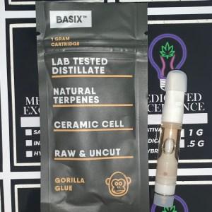 Basix – Gorilla Glue