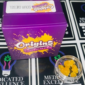 Origins Extracts Diamonds 1g – Sour Diesel