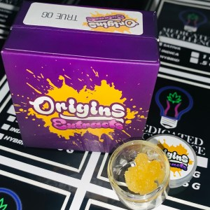Origins Extracts Diamonds 1g – True OG