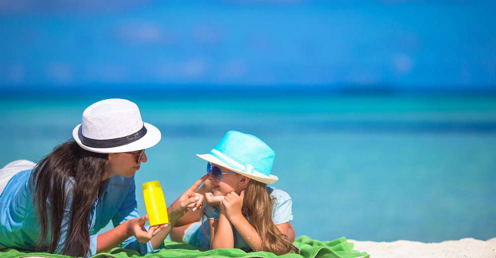 How To Be Sun Smart With Your Kids This Summer By Dr