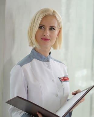 Врач Бараненко Марина Юрьевна