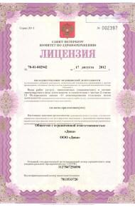 Лицензия medici