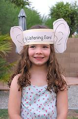 My listening Ears