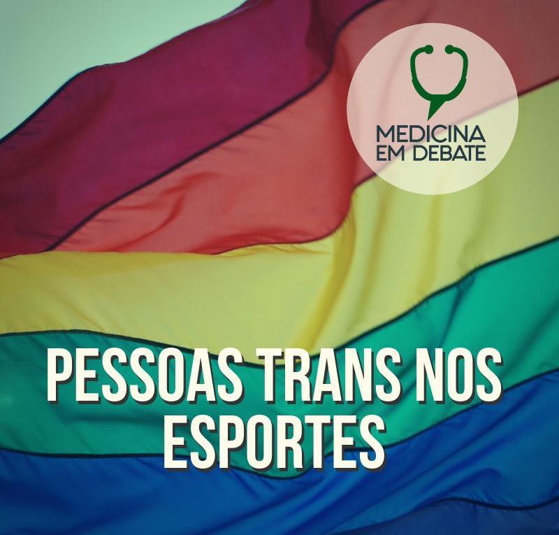 Capa do Episodio Pessoas Trans nos Esportes
