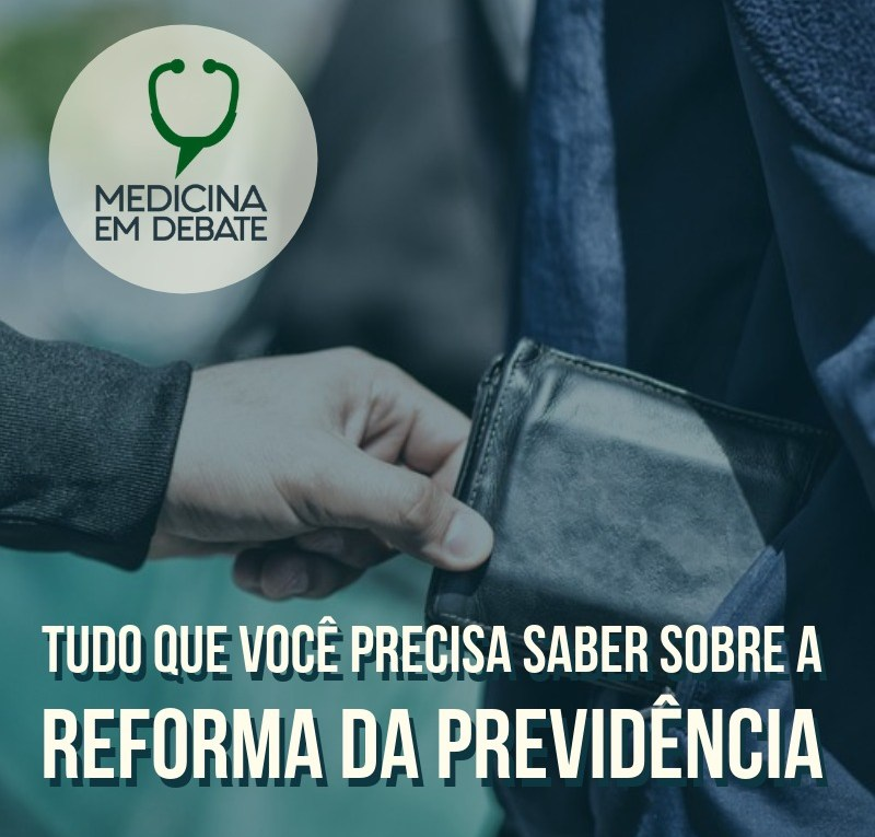 Capa do episódio do Podcast Medicina em Debate