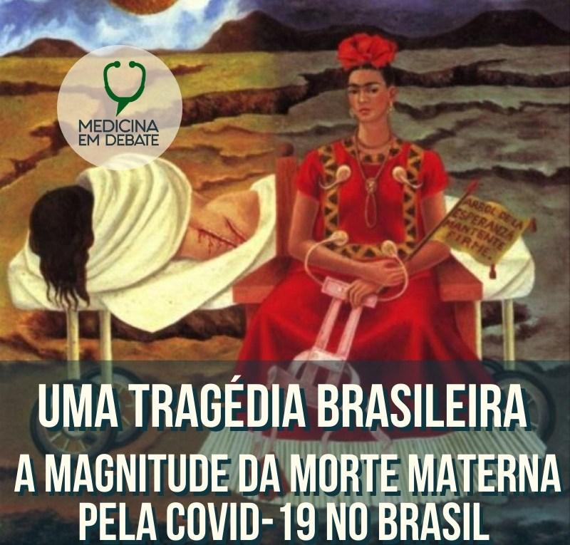 8 em cada 10 gestantes ou puérperas mortas por Covid-19 são brasileiras