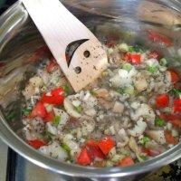 Sos pentru paste cu ciuperci pleurotus
