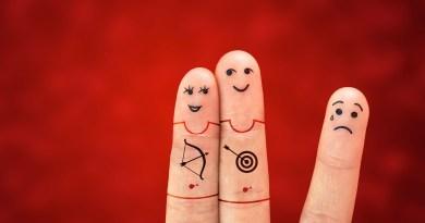 Las personas con el dedo anular más largo son más propensas a cometer actos de infidelidad