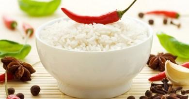 enfriar el arroz reduce su contenido calórico hasta en un 60 %