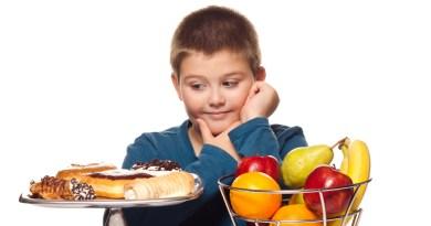 Los niuños nacen con un corazón sano, pero se daña con los malos hábitos alimenticios
