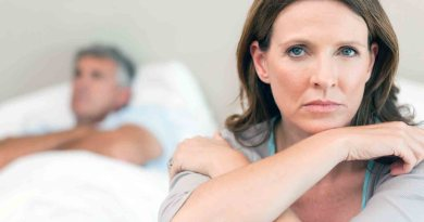 El miedoEl miedo es la principal causa de la reducción de las relaciones sexuales cuando se enfrentan diferentes enfermedades-