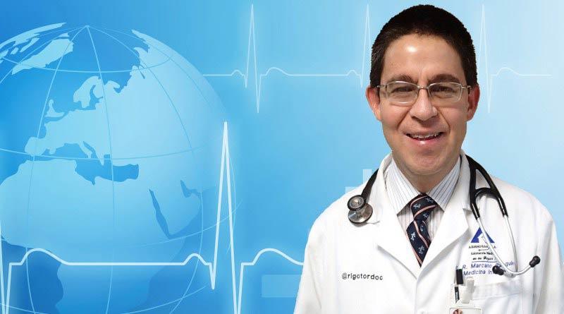 El Médico Internista: El médico del paciente adulto en Caracas