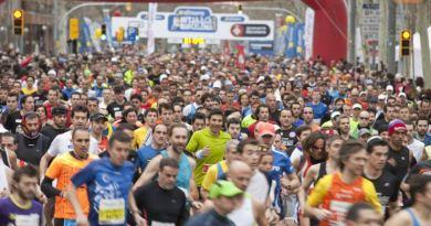 Los corredores aficionados requieren un mayor entrenamiento para proteger sus corazones en maratones | Por: @linternista
