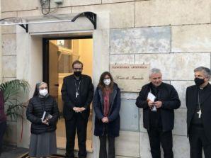 """Al Tuscolano il centro """"Fonte d'Ismaele"""" per i minori fragili ricordando Padre Dall'Oglio"""