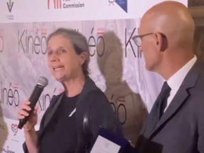 Il discorso della Dott.ssa Lucia Ercoli alla serata del Premio Kinéo del 5 settembre 2021