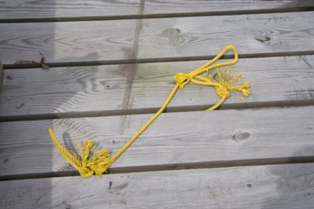 yellow-rope