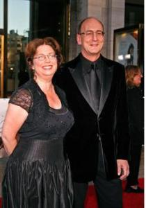 Mary Zimmerman and Peter Gelb