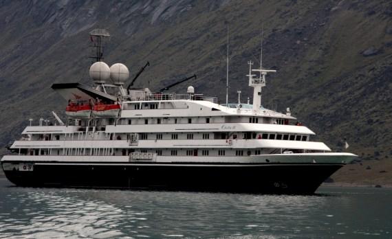 MV Clelia II