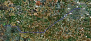 Lubbock to Sundown - click to enlarge
