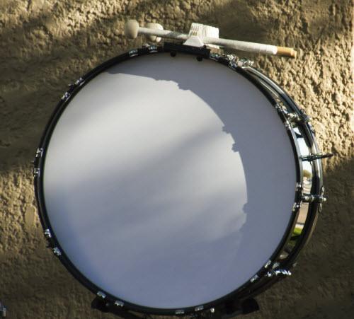 TTU Drum