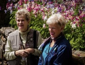 Covar and Sandra