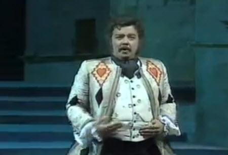 John Rawnsley as Figaro