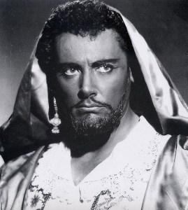 Mario Del Monaco as Otello