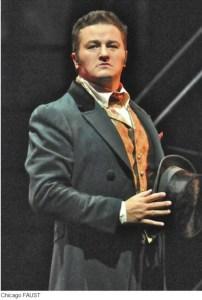 PIOTR BECZALA as Faust Chicago