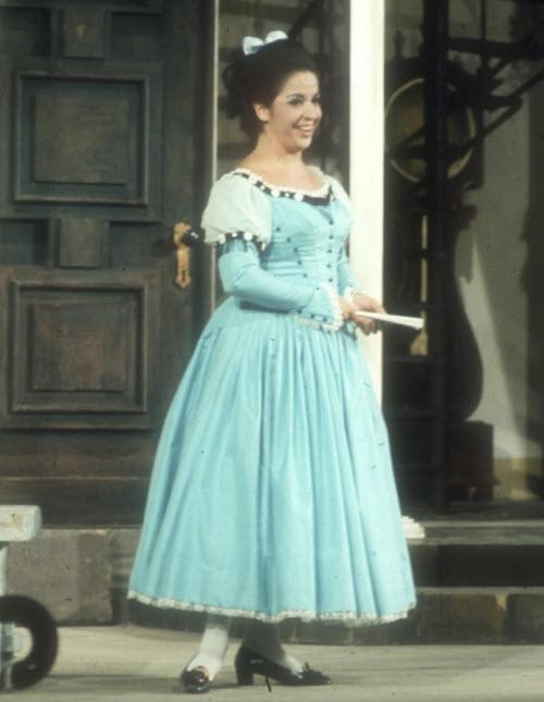 Teresa Berganza b March 16, 1935 as Rossini's Rosina