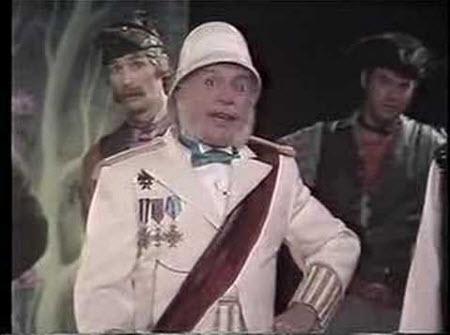George Rose as a Modern Major General