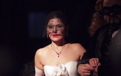Svetla Vassileva as Violetta Valery