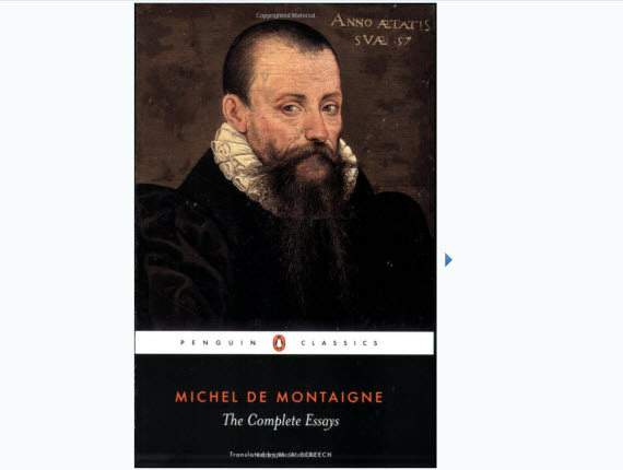 michel de montaigne essay of the power of the imagination The essays (french: essais, pronounced ) of michel de montaigne are contained in three books and 107 chapters of varying length of imagination.