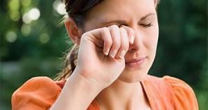 Резь в глазах - причины, симптомы и методы лечения