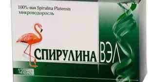 Спирулина - лечебные свойства и применение в народной медицине